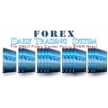 The Forex Daily Trading System supplied with Indicators
